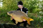 Ricks 33lb  using salmon oil pop-up from Swim No 4