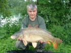 NEV GREENs 22lb  using TIGER NUT from Treetops