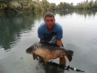 Daryl Coombess 59lb 10oz  using cell from