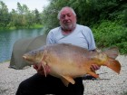 Cliff Bellevues 49lb  using double tiger nut from Poachers