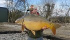 Ben Watson s 20lb  using  from Blue Lagoon