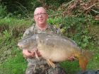 Tony Mabbs 37lb 12oz  using tiger nut from number one