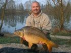 Steves 20lb  using Caralime from Swim No 3