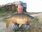 Macs 28lb 10oz  using Tails Up from 4