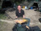 Kirbss 28lb 14oz  using Active 8 from Number 1