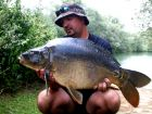 Steves 21lb  using Floaters from Swim No 1