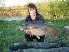 Wendy Mabbs 25lb 4oz  using kent mix from 4
