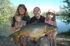 The Gauntss 30lb 2oz  using dna from Swim No 1