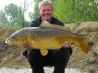 Andy Swaines 25lb 4oz  using Maize from Swim No 4