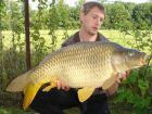 Dave Roses 26lb  using cranberry boilies from Treetops