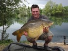 Andy Farrs 27lb 6oz  using Maize from Swim No 5