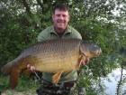Gary Pages 31lb  using Tiger Nut from Swim No 4