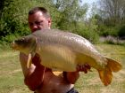 Gavs 32lb  using Nash Squid Liver from The Point