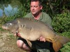 BEN WHAITs 34lb 8oz  using B L S from Treetops