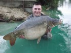Andy Farrs 36lb 5oz  using Maize from Swim No 5