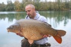 Steves 37lb 6oz  using Toffee & Walnut from Poachers