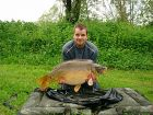 Kevin Wains 38lb 9oz  using Maize & fake corn from Swim No 6
