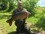 Bill Youngs 47lb  using n/a from Winter Swim