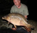 Bob Jenkinss 41lb  using BS1 from Bench