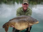 Gary Pages 42lb 2oz  using Tigers from Swim No 4