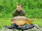 Kevin Wains 43lb 6oz  using Pineapple popup & tiger/peanut boilie from Swim No 6