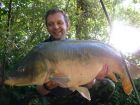 Dierk RUSSELLs 44lb 4oz  using Ace Baits Scopex from Number 1