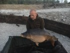 Mark Hannafords 45lb  using n/a from Left
