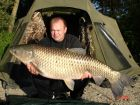 Alex Mabires 46lb 2oz  using BLS from Number 1