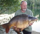 Bob Jenkinss 50lb 8oz  using BS1 from Bench
