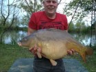 David Murrays 42lb 12oz  using BLS from The Fairway