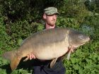Fred Mcconnells 53lb  using b l s from Treetops