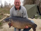 Caught by mark colclough from Bills Lake 3