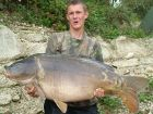 JB,s 50lb 06oz  using BLS from POACHERS