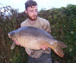 Liam Brennans   using Krill from