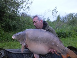 Adrian Pollingtons 20lb 4oz  using Tigers from