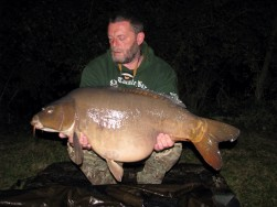 Mad Big Noses 20lb 8oz  using Tiger from