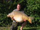 Craig Hams 54lb 2oz  using DNA Ocean X from Bench