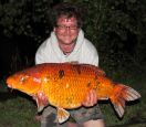Brian Keohanes 23lb  using 2 x Tiger Nut from The Fairway