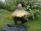 Paul Eydmans 29lb  using Tiger Nut from Railway Middle