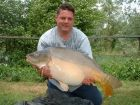 Dave Adamss 35lb 9oz  using Nash FF from The Point