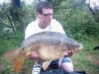 Brad Rosiers 28lb 8oz  using 2 tigers from Beaches