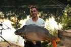 Andy Garners 44lb 12oz  using Northern special pop up from Swim No 4