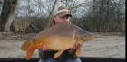 Ben Watsons 20lb  using  from Blue Lagoon
