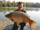 Dave Ditchfields 47lb 3oz  using Tigers from Poachers