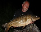 Bob Jenkinss 27lb 8oz  using Banana Twist on a lassoo from Swim No 4and 3 and 5 and 6 and 2 and 1