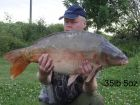 Chris Paiges 35lb 5oz  using Tiger Nut from Railway Middle