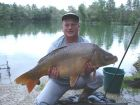Ian Cumbers 35lb 12oz  using Tiger Nuts from Poachers