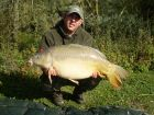 Jim Dickinsons 31lb 6oz  using Ocean X from The Point