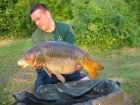 Andy Ashbys 31lb 2oz  using bls from Swim No 3