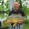 Terry 'Bungle' Powneys 30lb  using 2 x Tiger Nut from The Fairway